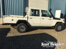 уширители kut snake Toyota LC 79 double cab pick-up 80 mm