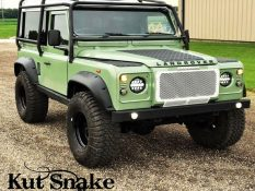 уширители kut snake Land Rover Defender - 95 mm