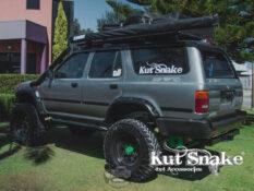 уширители kut snake Toyota 4Runner Surf 55mm
