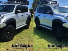 уширители kut snake Toyota LC Prado 150 - 55 mm