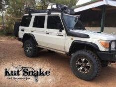 уширители kut snake Toyota Land Cruiser 76 - 50 mm