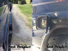 уширители kut snake Toyota Land Cruiser 78 - 50 mm