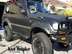 уширители kut snake Toyota Land Cruiser 80 - 95 mm