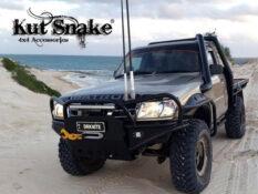 уширители kut snake Nissan Patrol Y61 GR - 50 mm