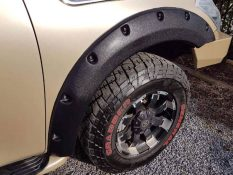 уширители kut snake Nissan Patrol Y62 - 60 mm