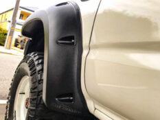 уширители kut snake Toyota Hi-Lux - 106 Single Cab- 95 mm