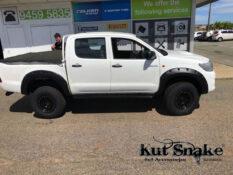 уширители kut snake Toyota Hi-Lux 2005-2012 standard-face-lift