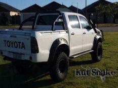 уширители kut snake Toyota Hi-Lux 2012-2015 monster (face-lift) - 95 mm