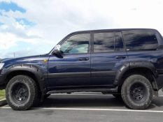 уширители kut snake Toyota Land Cruiser 80 - 65 mm